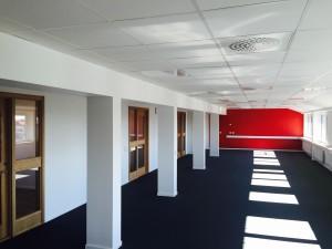 PWC kontorslokal